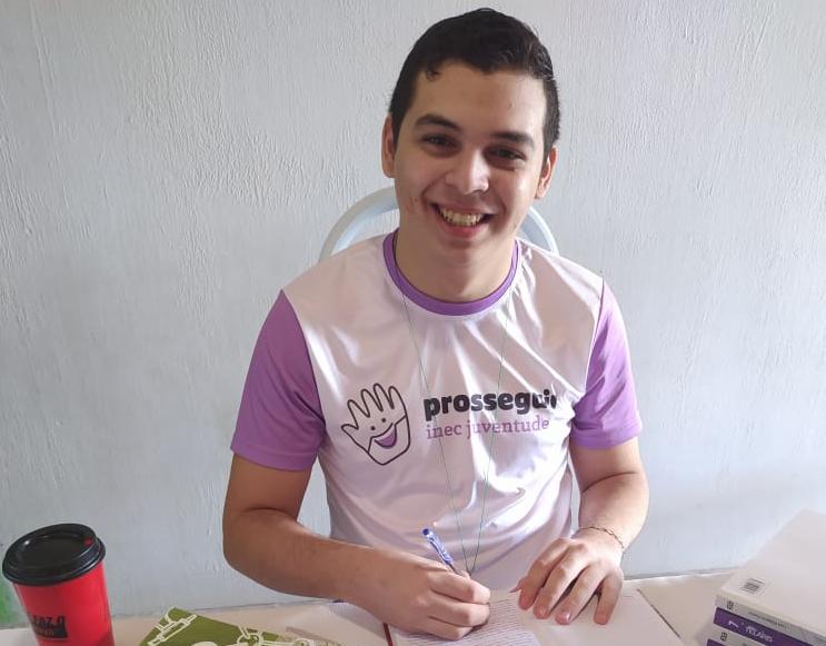 Inec lança concurso para jovens beneficiários