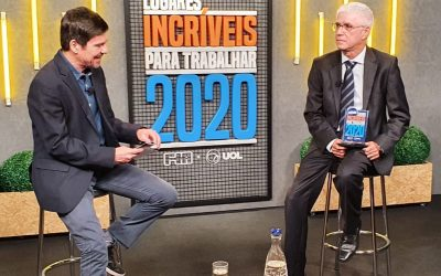 Inec recebe prêmio Lugares Incríveis para Trabalhar 2020