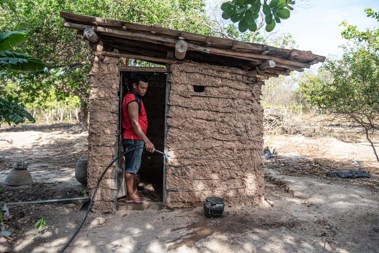 Banheiro Seco Agroamigo Água