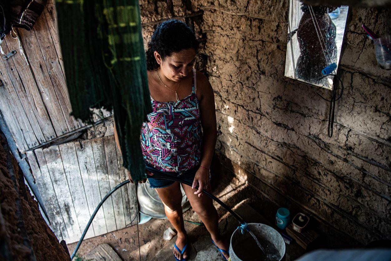 Agricultura e Banheiro Seco Agroamigo Água2
